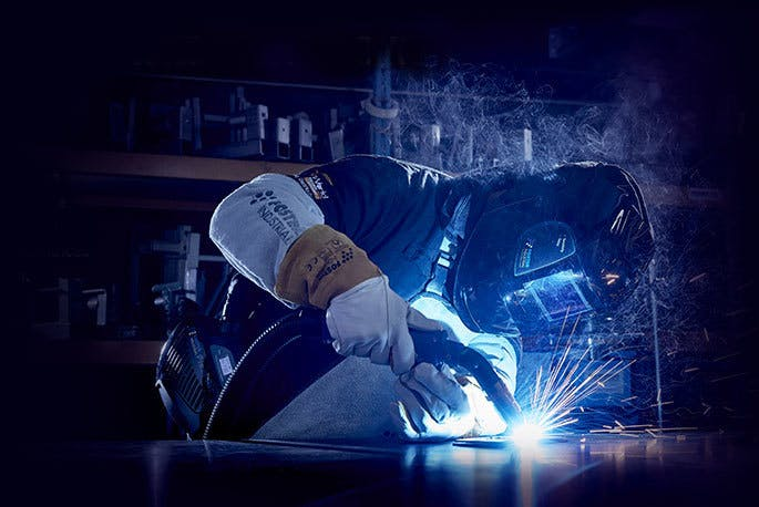 New Range Welding Equipment